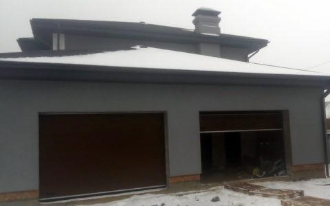 Дом с тепловым насосом  GeoSun