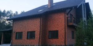 Дом с геотермальным тепловым насосом
