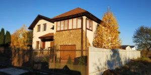 Будинок з тепловим насосом Geosun