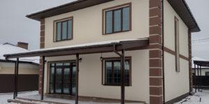 Будинок в Міжріччі з геотермальним тепловим насосом