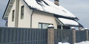Дом с тепловым насосом в Межречье