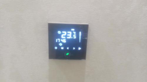 Монитор управления канальными фанкойлами